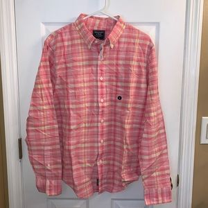 BRAND NEW Abercrombie Button Up Shirt